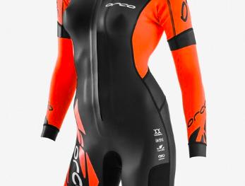 Orca Core wetsuit front view